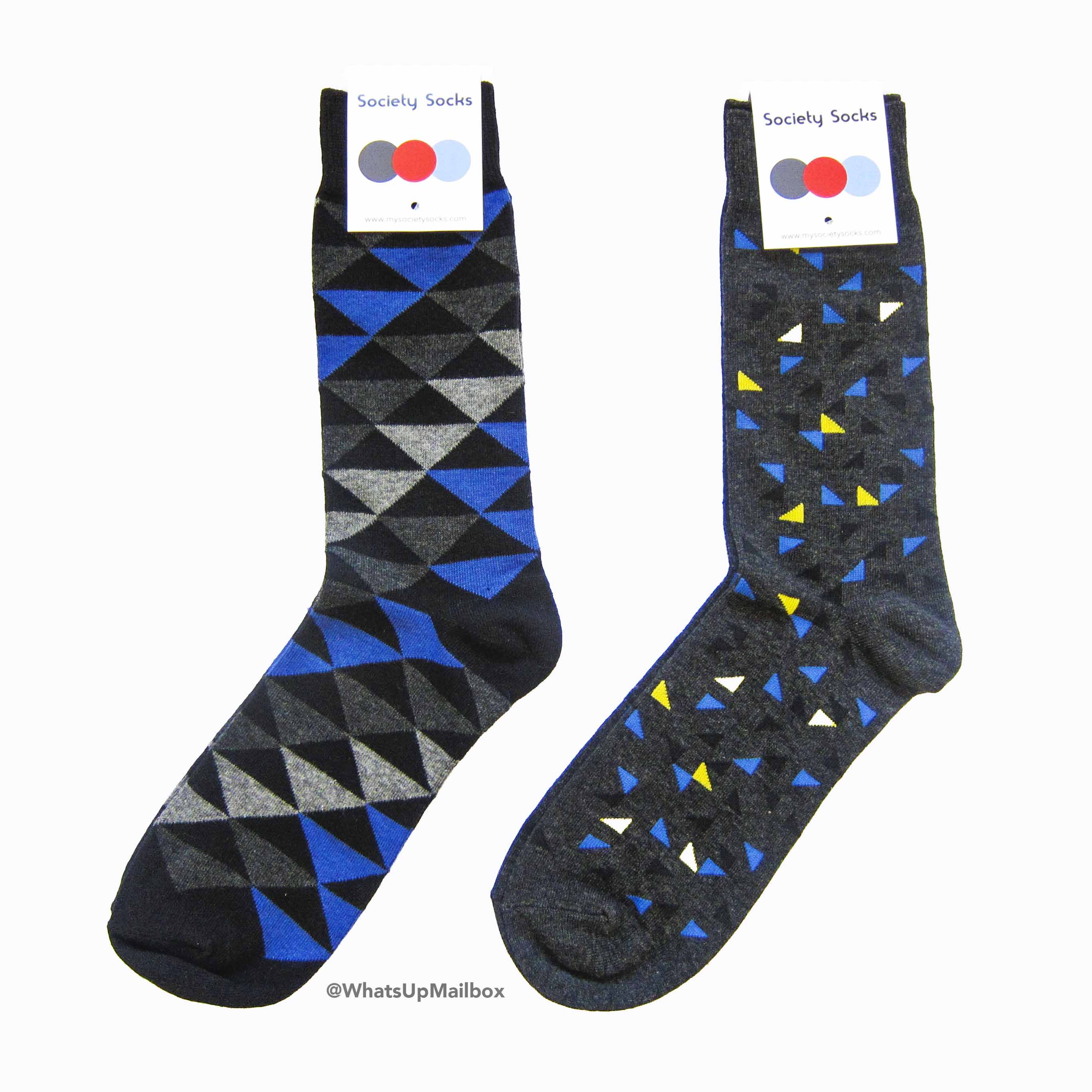 Society Socks August 2016 Items
