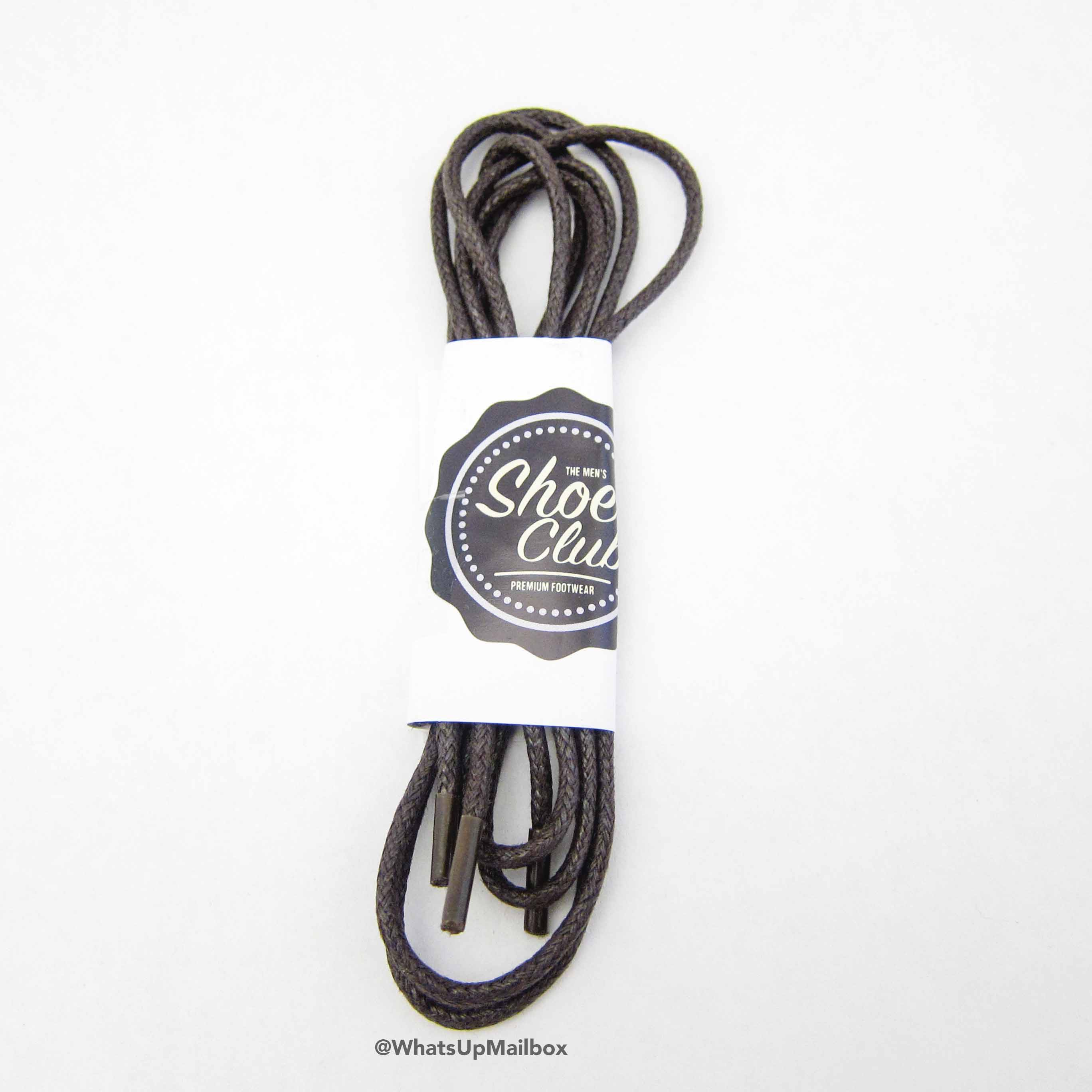 The Mens Shoe Club Shoe Lace