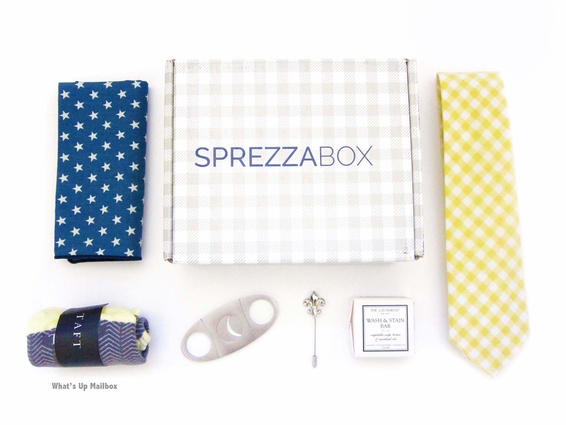 Sprezza Box June 2016 Items