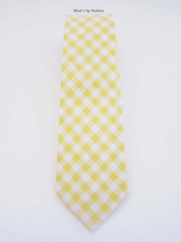 Mosaic Menswear Neck Tie