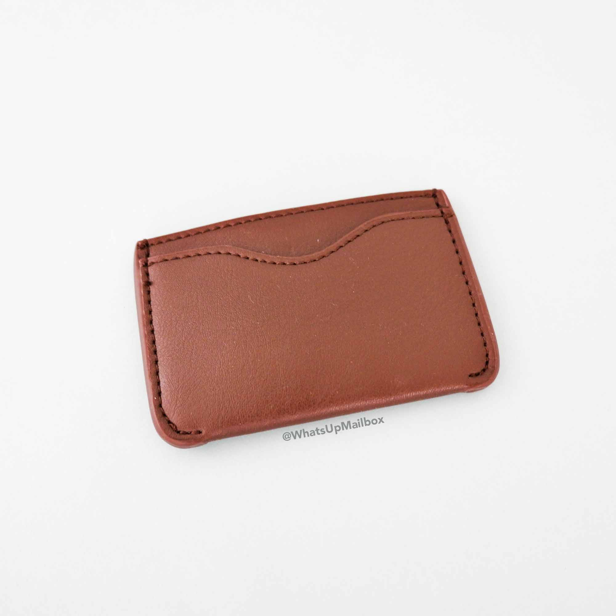Men in Cities Leather Wallet