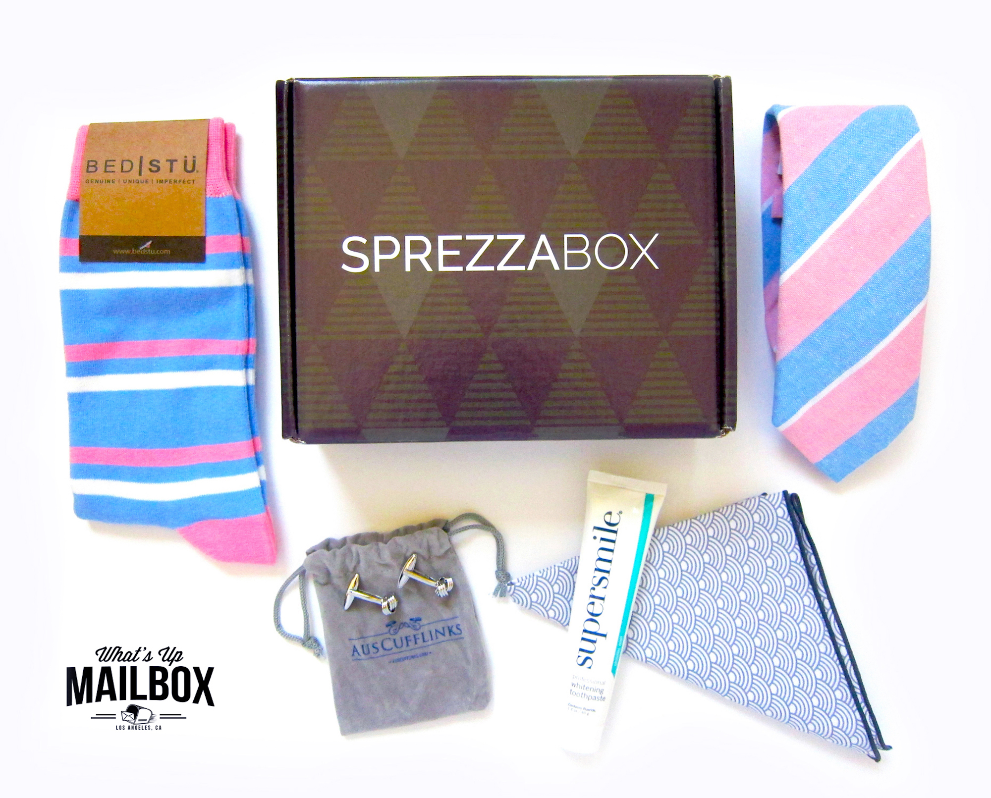 SprezzaBox May 2016 Review + Coupon!