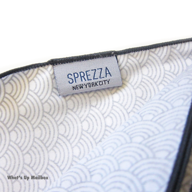 Sprezza New York Pocket Square