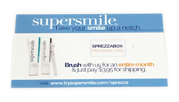Supersmile Whitening Toothpaste