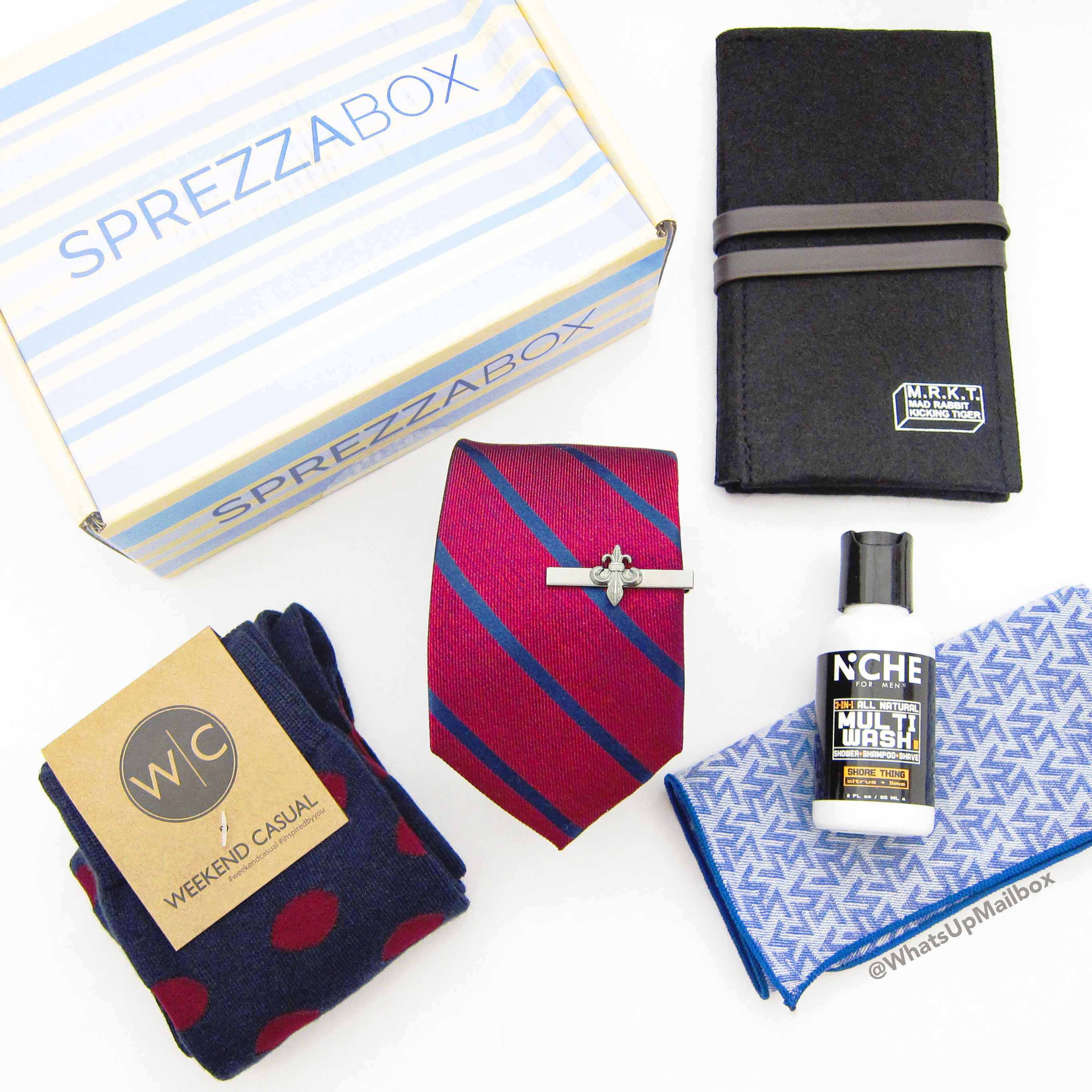 Sprezza Box September 2016 Review + Coupon!