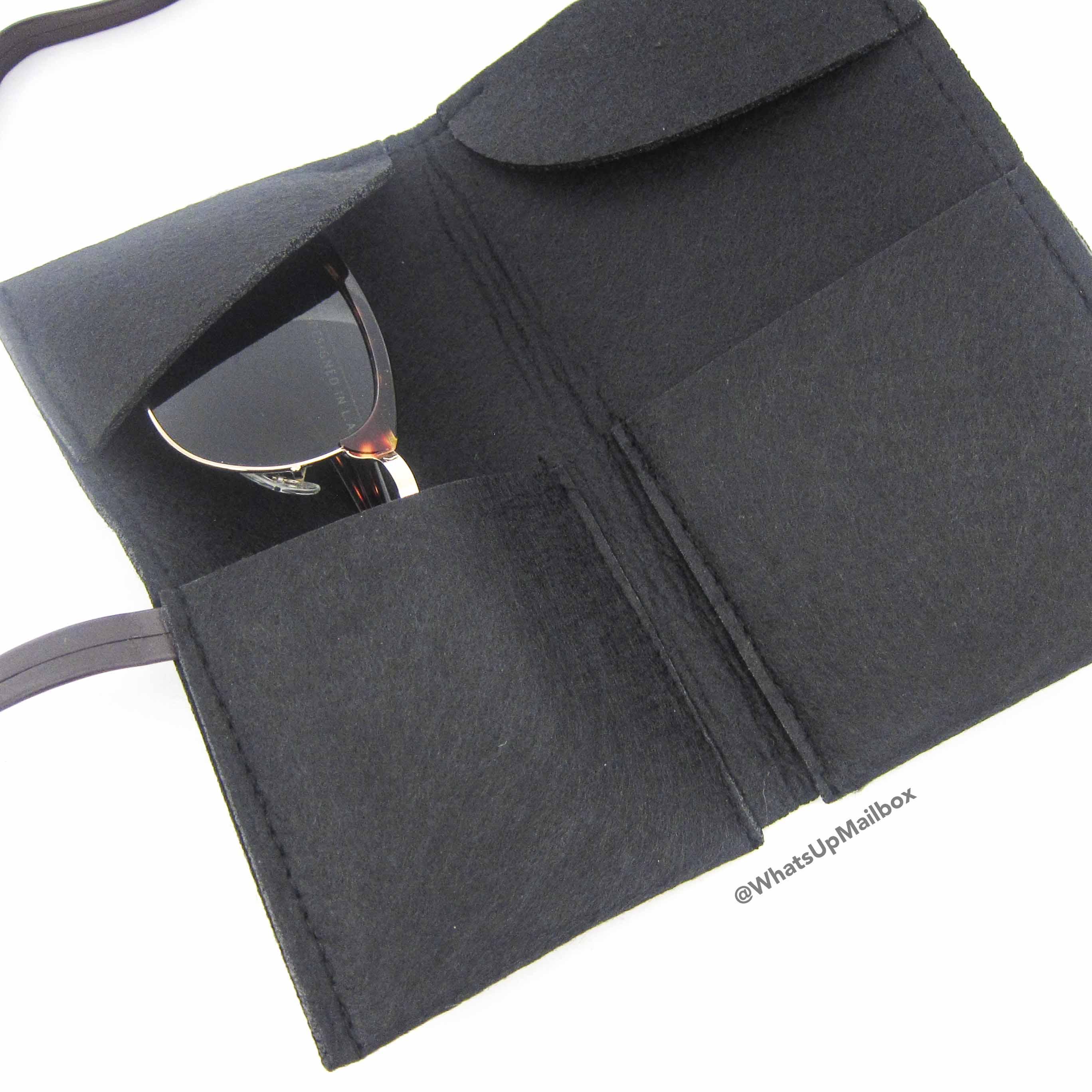 MRKT Sunglasses Case