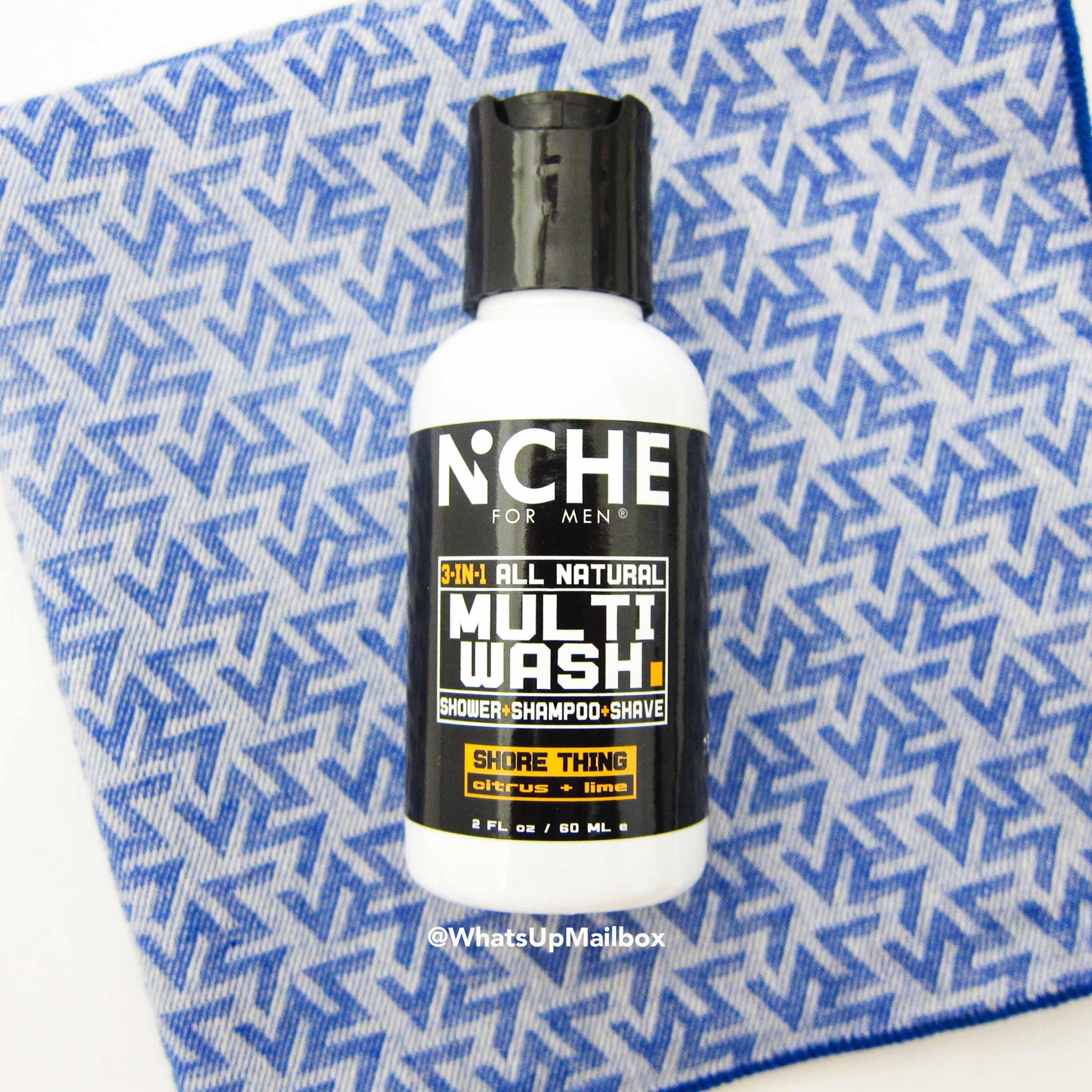 Niche For Men Multi Wash