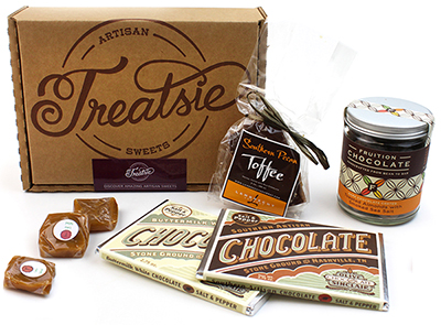 Treatsie Subscription Box