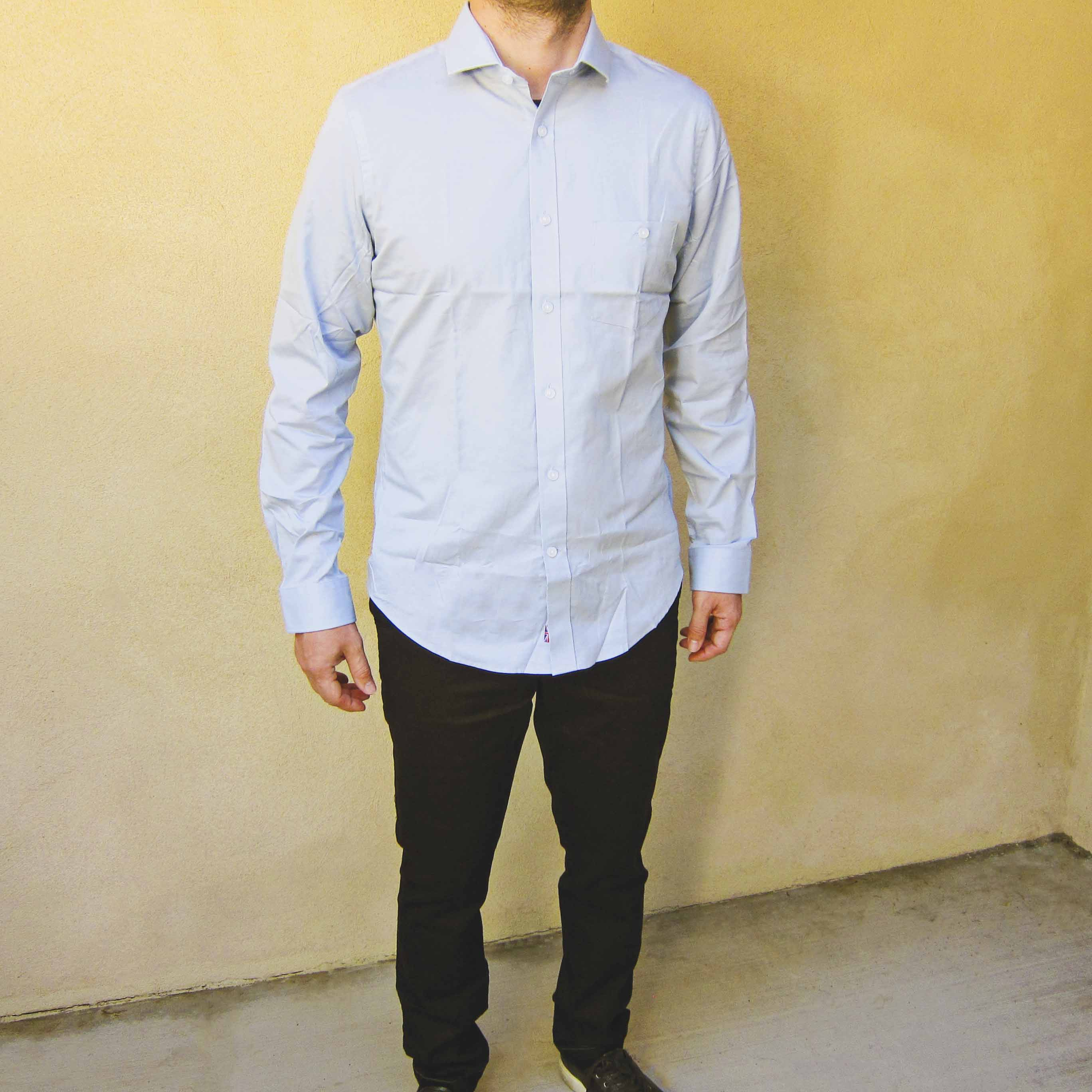 Trendy Butler - Thomas Payne Plaid Long Sleeve Shirt
