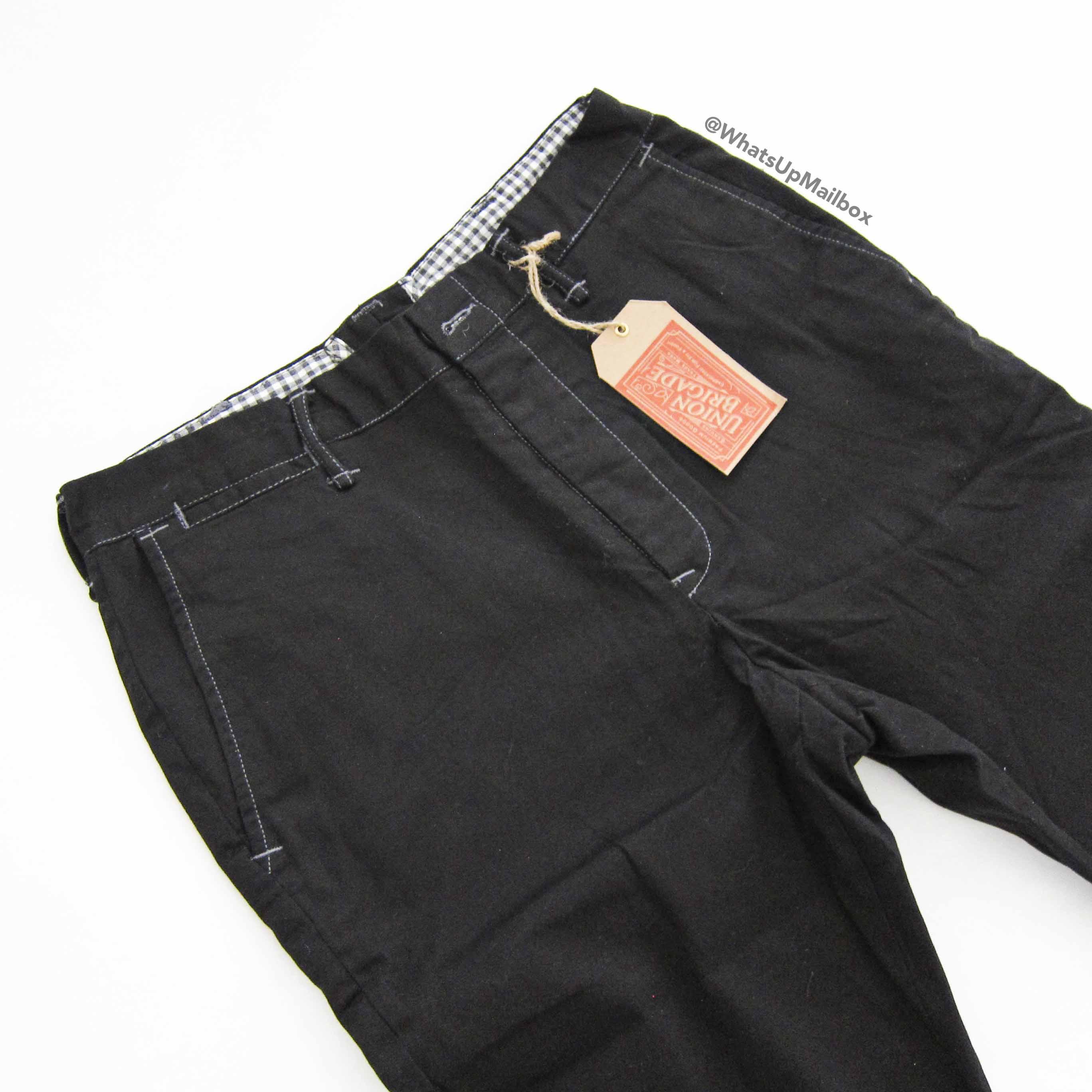 Trendy Butler - Union Brigade Black Jeans