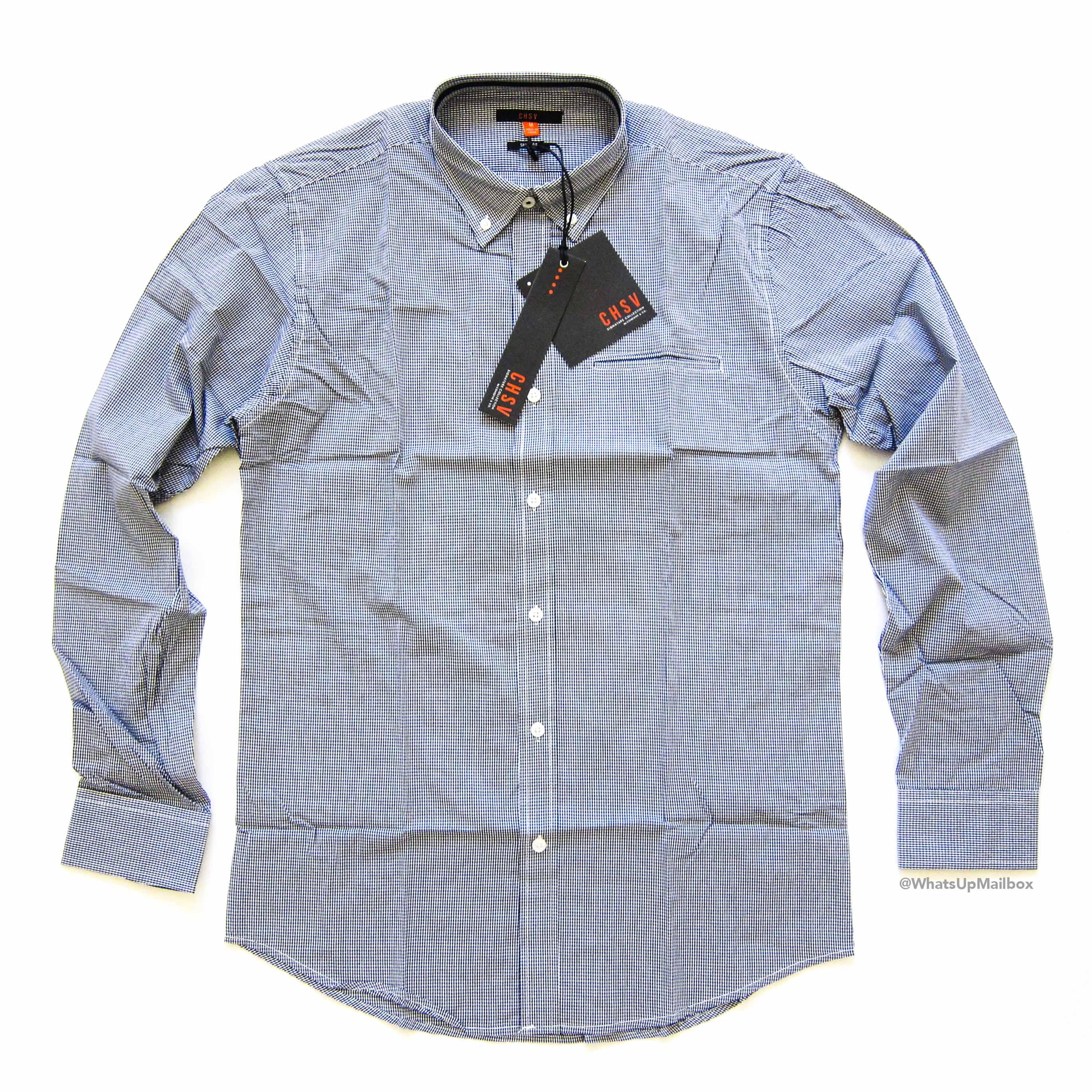 Trendy Butler - CHSV Plaid Shirt
