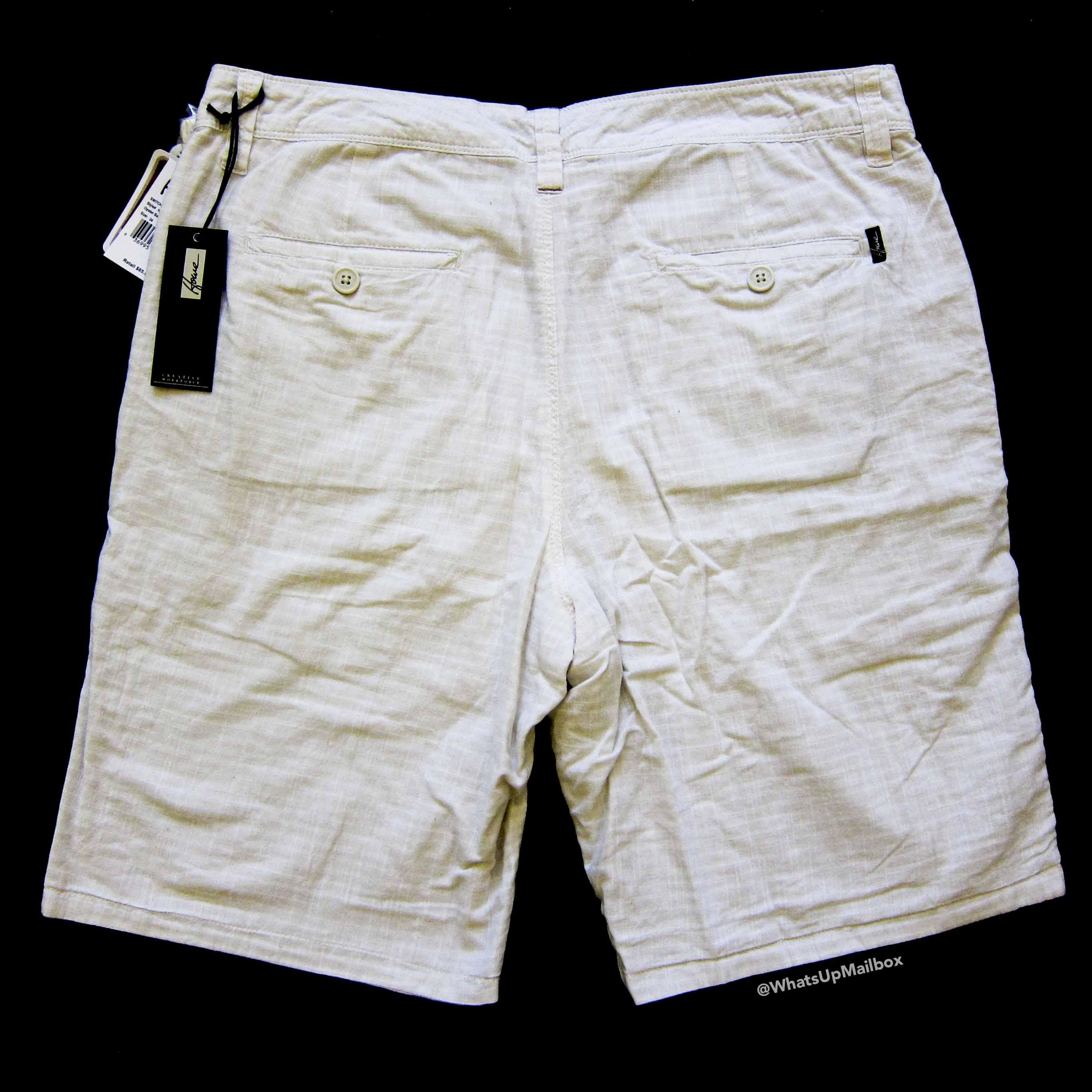 Trendy Butler - Howe Reversible Shorts