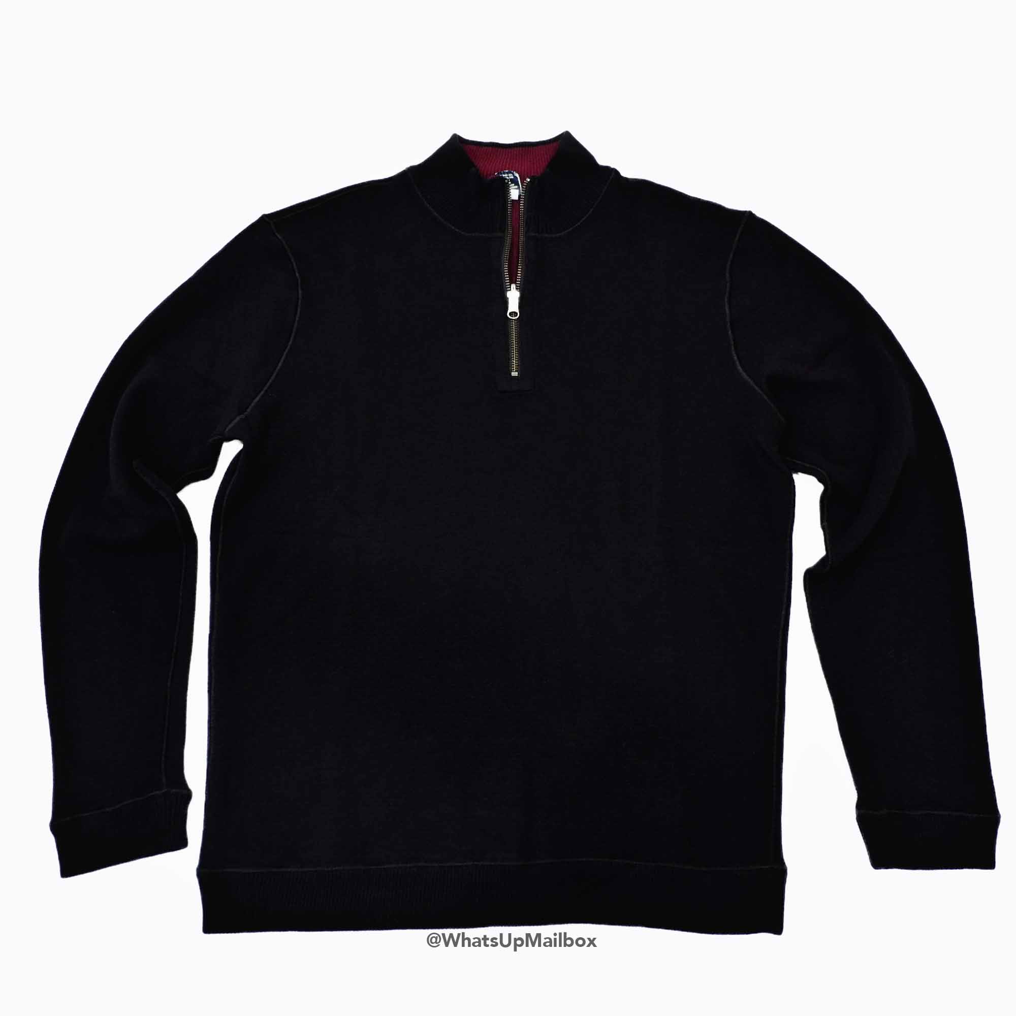 Trendy Butler - Tailor Vintage Black Sweater