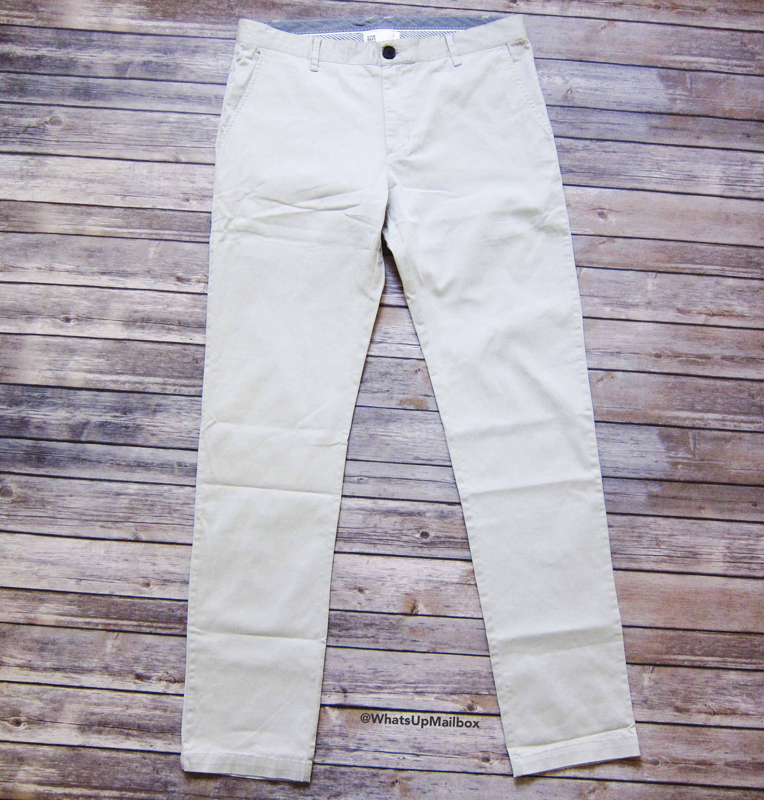 Trendy Butler - Standard Issue NYC Classic Khaki Pants