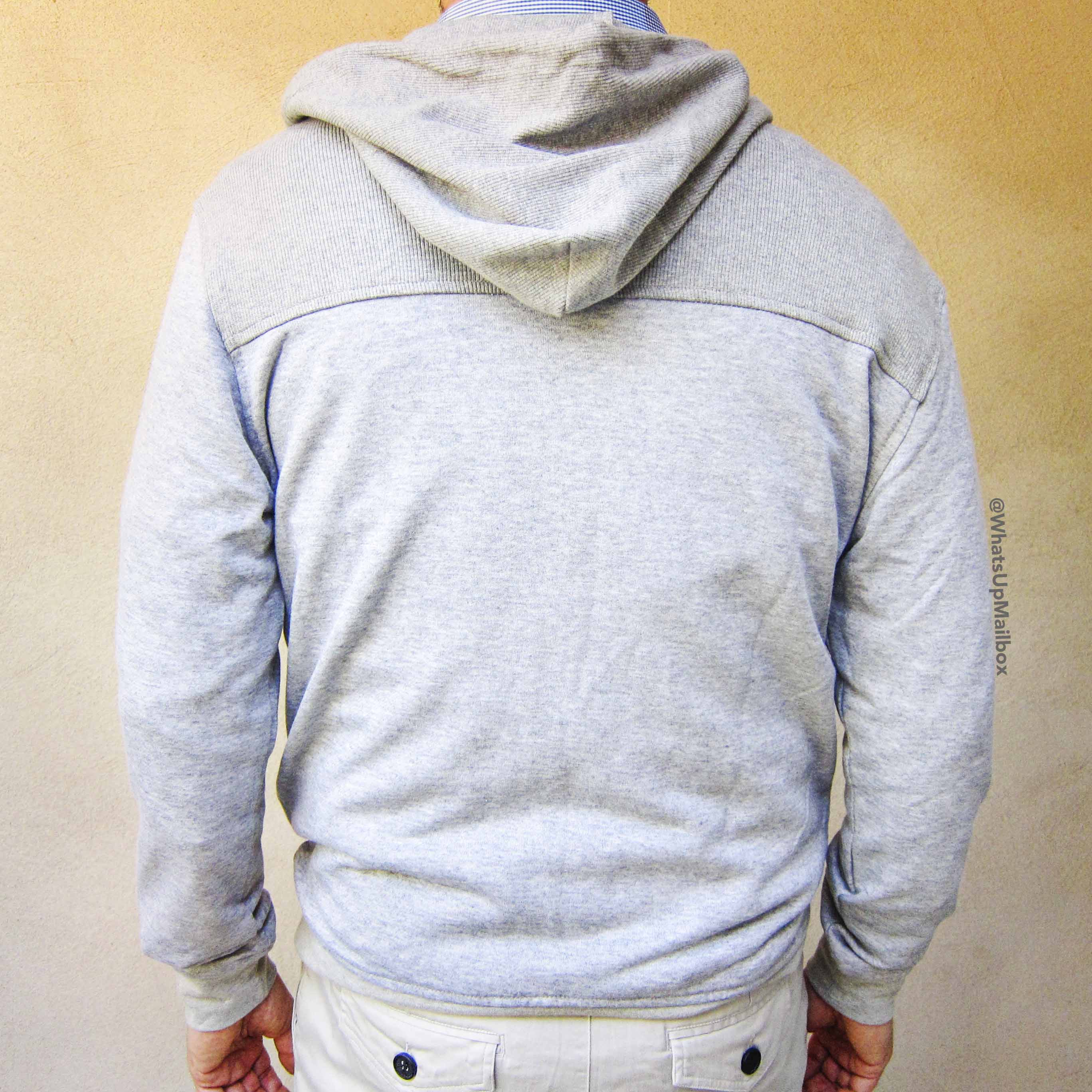 Trendy Butler - Standard Issue NYC Grey Sweater