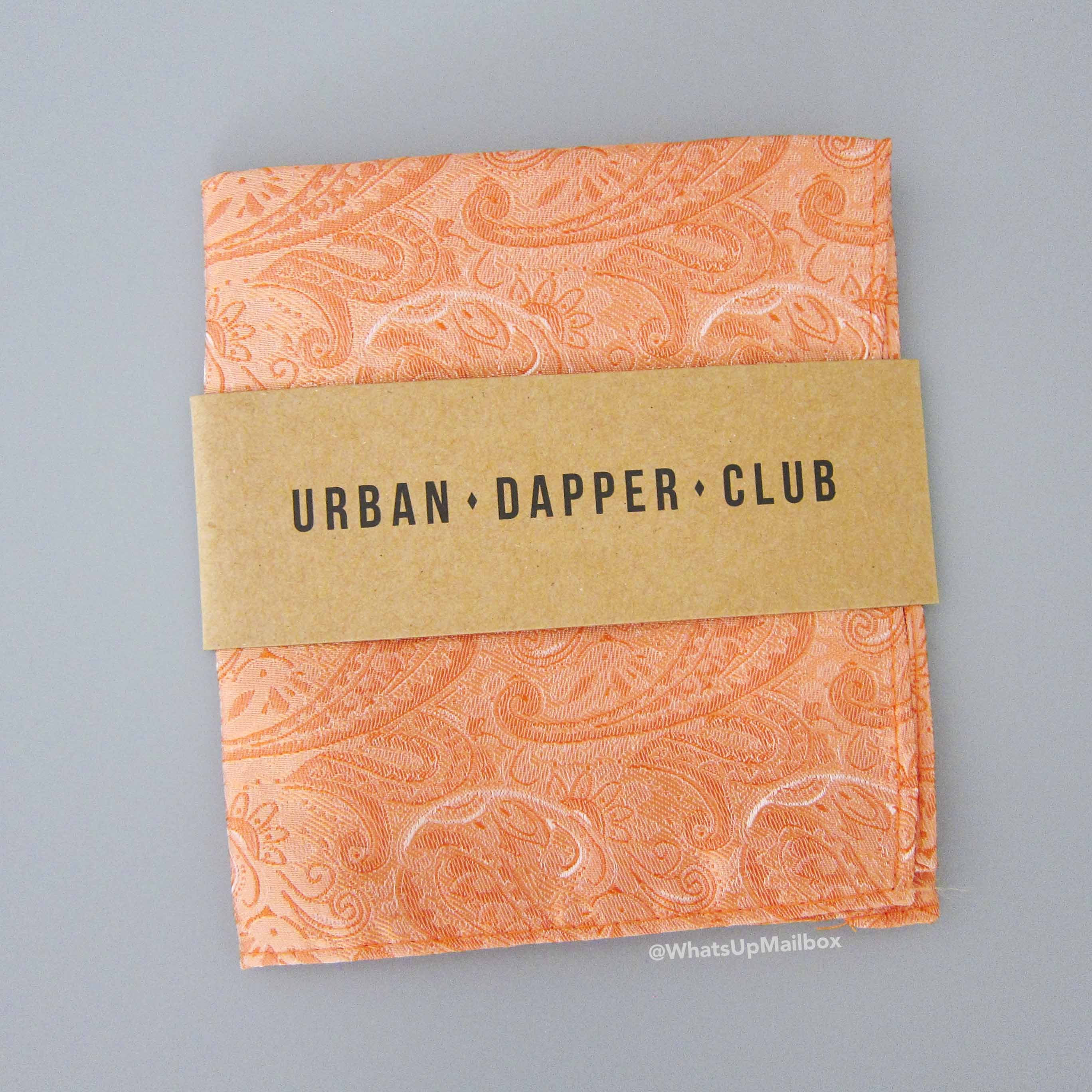 Urban Dapper Club Pocket Square