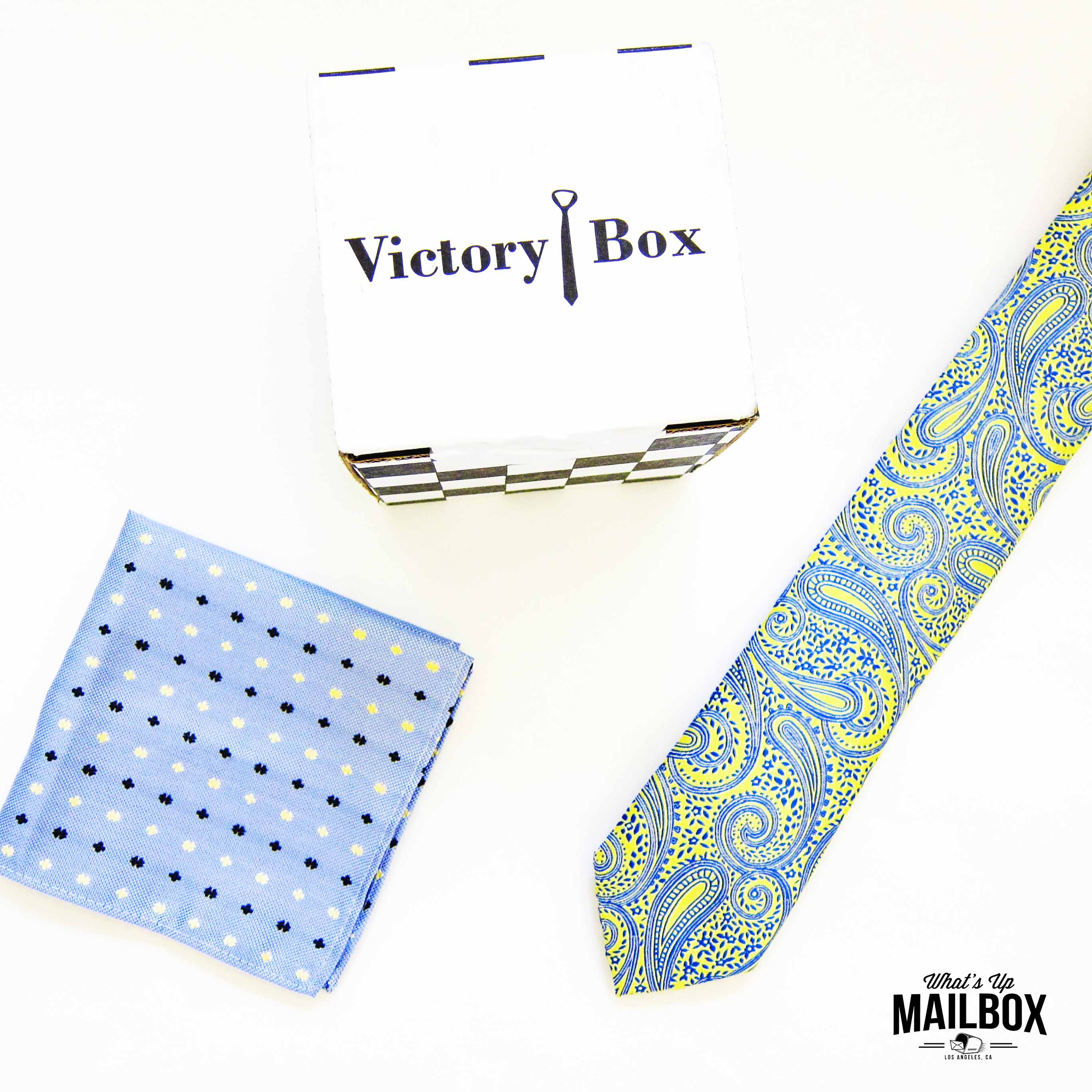 Victory Box August 2016 Review + Coupon!