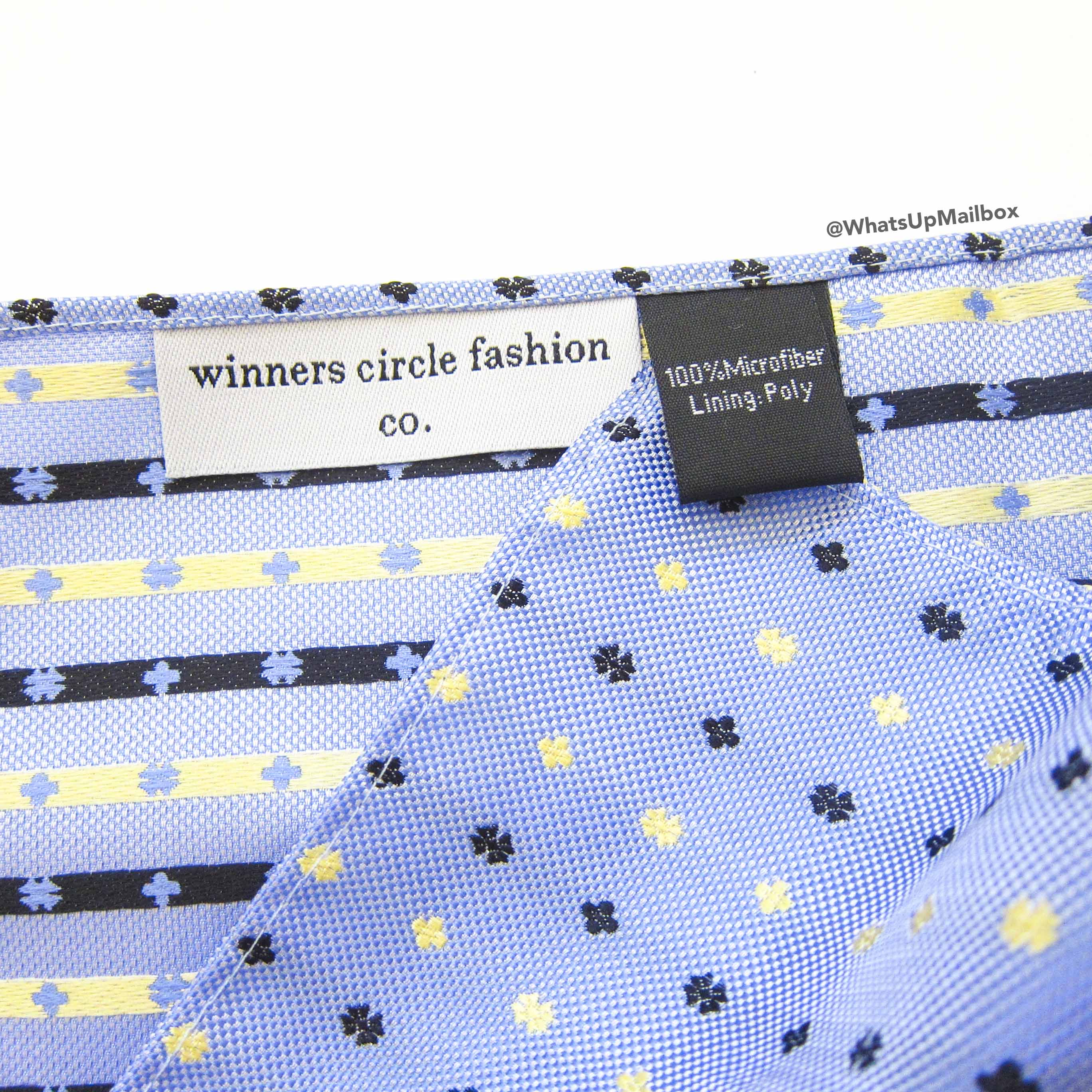 Victory Box - Pocket Square