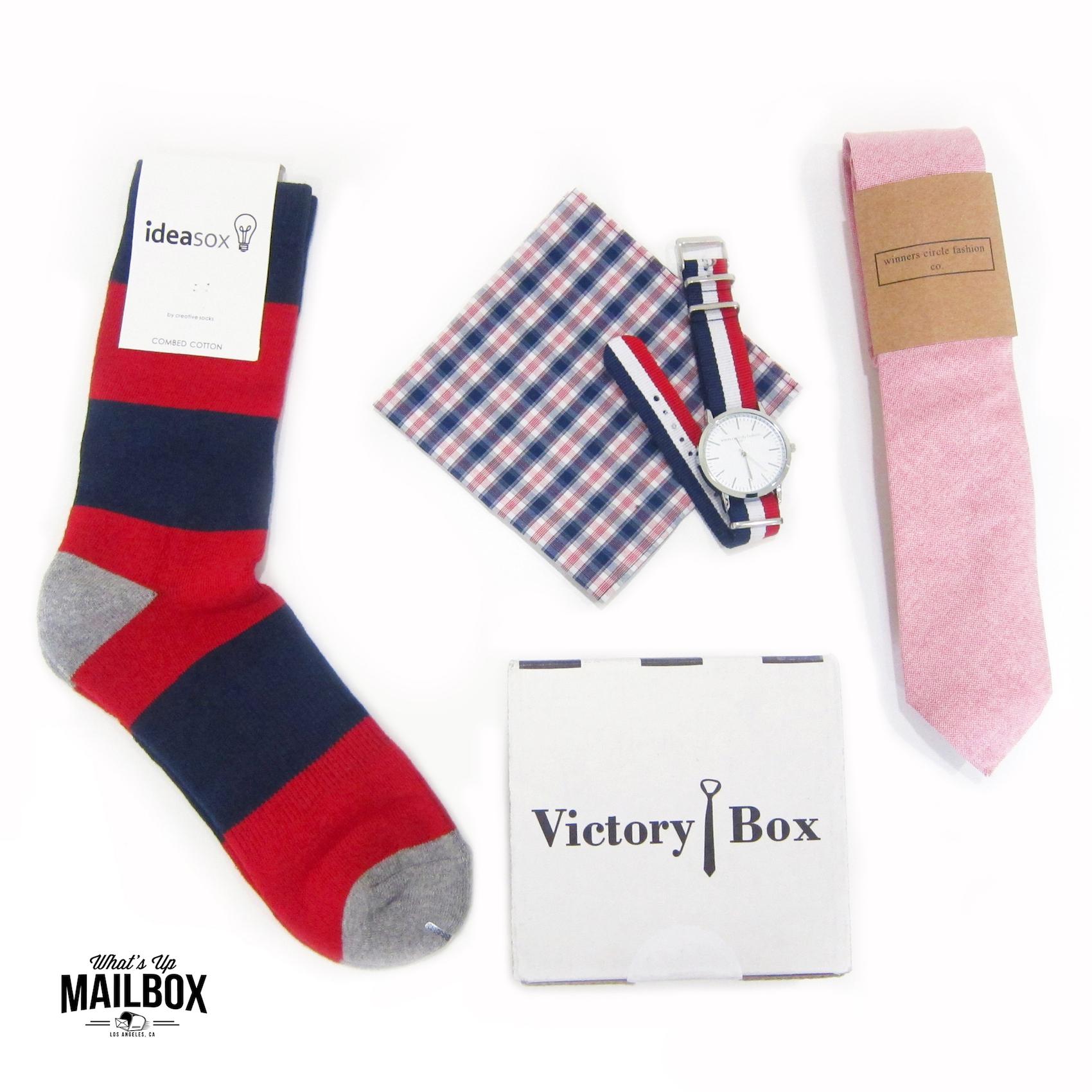 Victory Box May 2016 Review + Coupon!