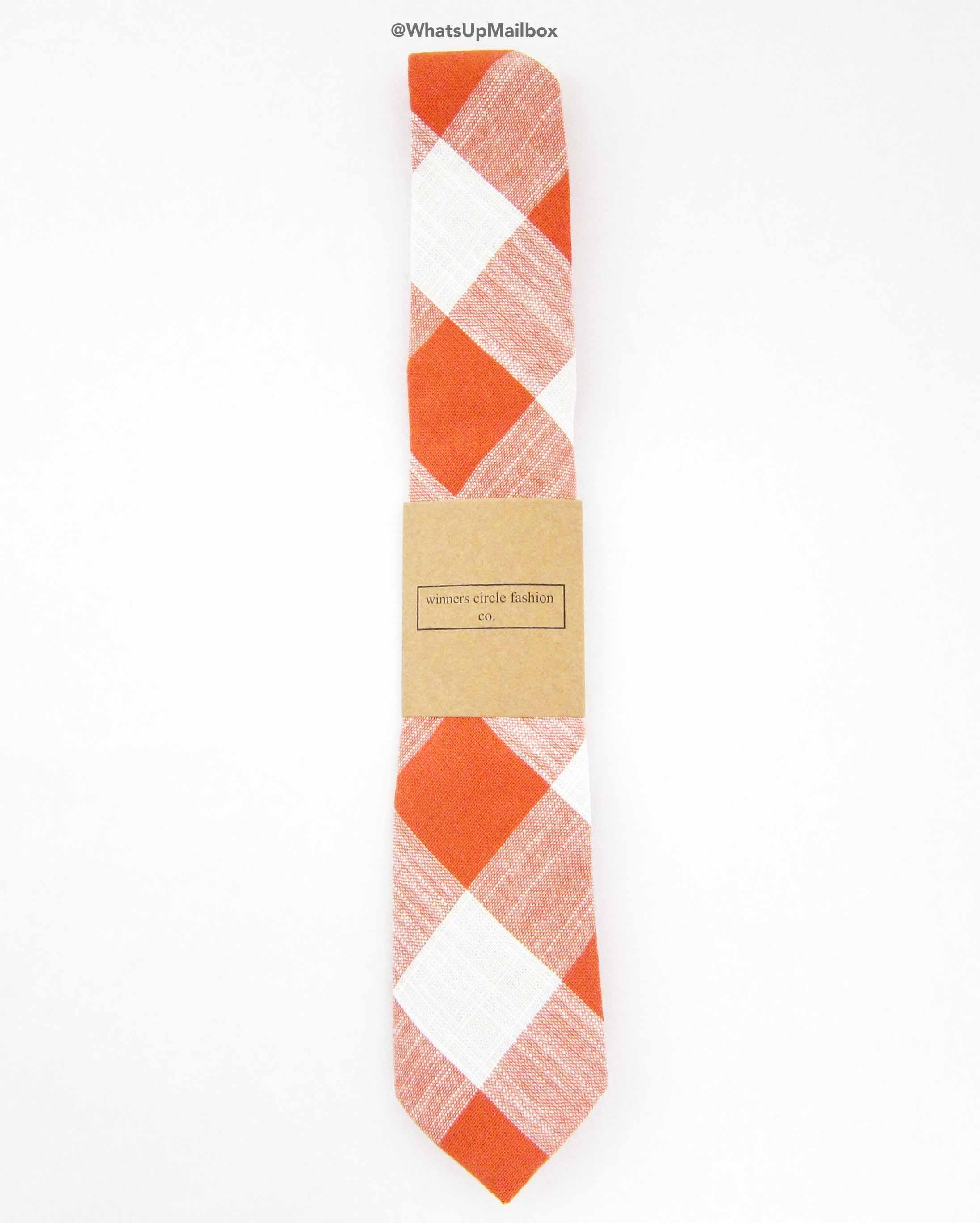 Victory Box - Neck Tie