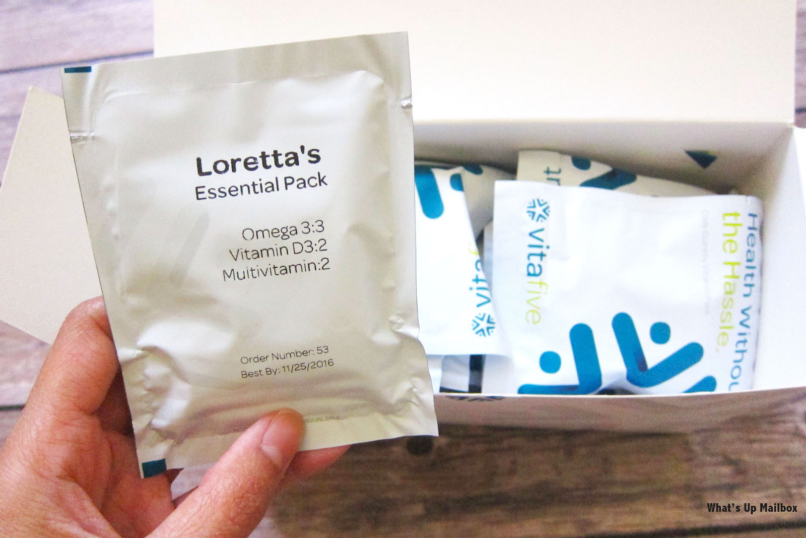 VitaFive Essentials Pack
