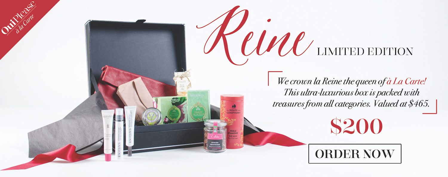 OuiPlease Reine Limited Edition Box